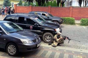 СБУ и МВД призывают бойцов ПС сдаться и обещают самолет в Киев