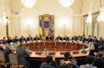 Из-за событий в Мукачево Порошенко собирает Военный кабинет