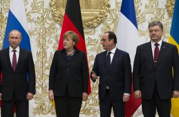 «Нормандская четверка» договорилась о выполнении Минских соглашений до конца года