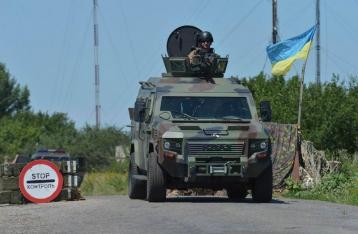 Штаб: Ситуация в зоне АТО снова обострилась