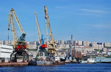 В России задержали судно с восемью украинцами на борту