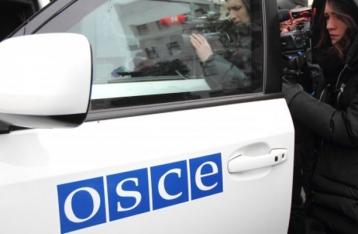 В результате обстрела Широкино пострадал глава патруля СММ ОБСЕ