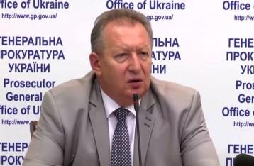 Первый замгенпрокурора Гузырь подал в отставку, на его место назначен Севрук