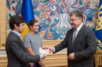 Гайдар и Федорин получили гражданство Украины