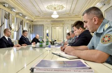 Порошенко: Фейковые выборы на Донбассе могут разрушить Минские договоренности