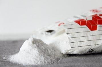 Россия ограничила ввоз технической соли из Украины