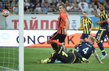 «Шахтер» разгромил «Фенербахче» и вышел в плей-офф Лиги чемпионов