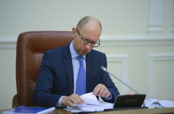В сентябре Яценюк предложит коалиции новый состав Кабмина