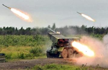 Минобороны: Украинских военных возле Старогнатовки обстреляли из «Градов»