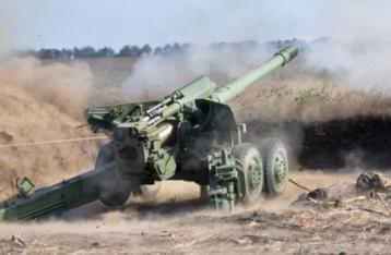 Генштаб: Военные применят артиллерию, если атаки НВФ не прекратятся