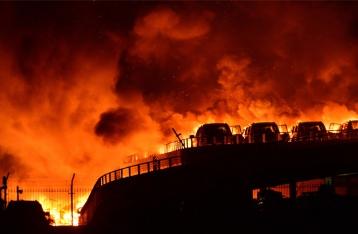 Из-за взрыва в китайском порту 44 человека погибли, более 500 пострадали
