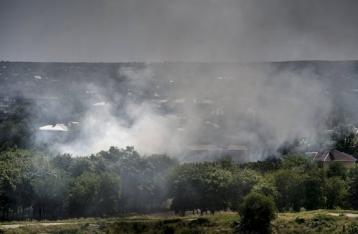 СНБО: В результате обстрелов погибли двое и ранены десять военных