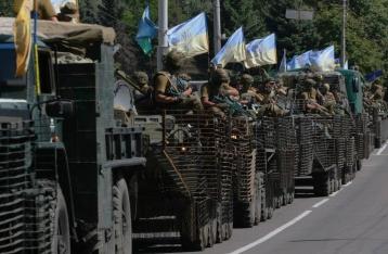 Турчинов: Если РФ активизирует боевые действия, Украина введет военное положение