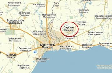 Обстрел Сартаны: милиция сообщает о двух погибших
