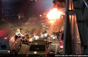 В центре Бангкока прогремел мощный взрыв, есть погибшие