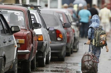 СНБО: Из-за обстрелов коридоры через линию разграничения будут закрываться