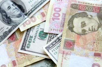 НБУ «уронил» курс гривни ниже 22 за доллар