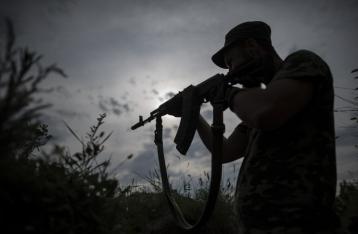 Путин винит Украину в эскалации конфликта на Донбассе