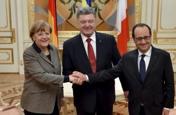 Лидеры «нормандской четверки» встретятся в Берлине без Путина