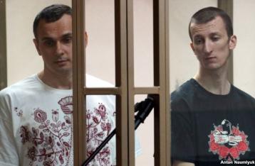 Прокурор просит для Сенцова 23 года тюрьмы, а для Кольченко – 12
