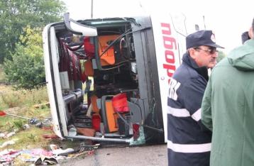 В Румынии попал в ДТП автобус с украинцами, трое погибших