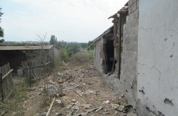Прокуратура: Сартану обстреляли с неподконтрольной Украине территории