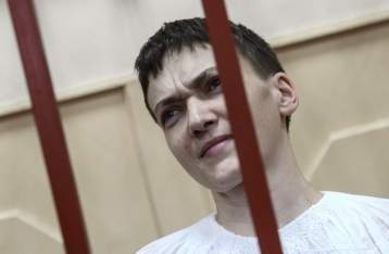 Суд отказался переносить дело Савченко в Москву