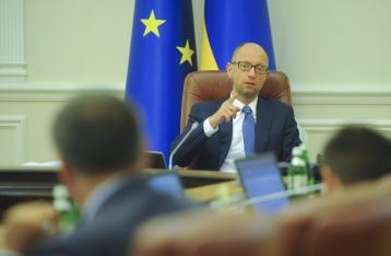 Яценюк: С 2016 года РФ полностью перекроет агроэкспорт из Украины
