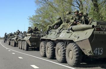 СНБО: РФ создала на Донбассе соединение в составе двух армейских корпусов