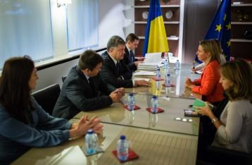 Могерини: ЕС сохраняет единство в поддержке Украины