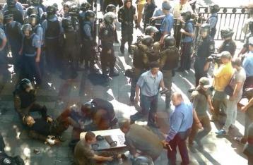 Под Радой ранены около 20 нацгвардейцев, двое – тяжело