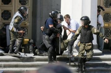 Тягнибок заявил о четвертом погибшем правоохранителе, в Нацгвардии опровергли