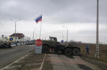 В ФСБ заявили о задержании трех украинских десантников в Крыму