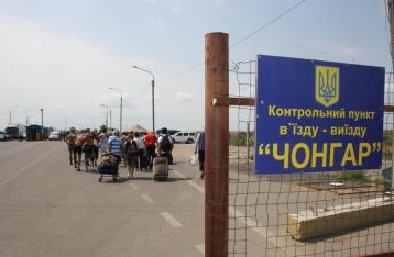 Военные рассказали ОБСЕ подробности похищения десантников под Крымом