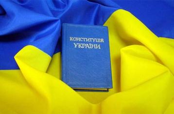Порошенко не собирается «продавливать» изменения в Конституцию