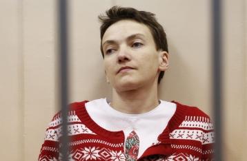 Савченко оставили за решеткой еще на шесть месяцев