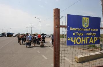 Крымские татары начнут блокаду Крыма 20 сентября