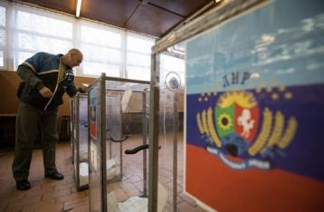 В ЛНР назначили выборы на 1 ноября