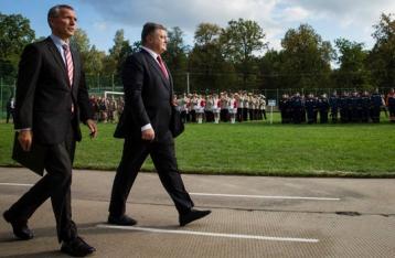 Порошенко обещает референдум по вступлению в НАТО после реформ