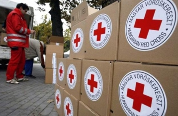 МККК наладил доставку гумпомощи на Донбассе
