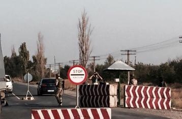 Кива: На границе с Крымом фур не осталось