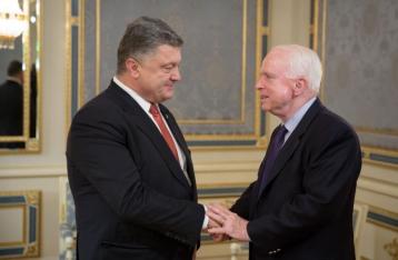 Порошенко намерен обсудить на Генассамблее ООН ситуацию на Донбассе