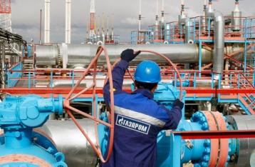 «Газпром» зимой не будет применять к «Нафтогазу» условие take or pay