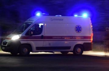 Возле ж/д вокзала в Киеве произошел взрыв