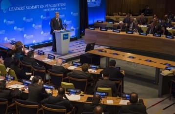Порошенко: Украине нужна помощь ООН в борьбе против российской агрессии