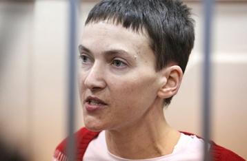 В Интернет выложили видео, как Савченко взяли в плен