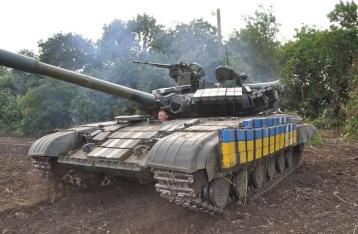 Отвод вооружения калибром менее 100 мм начнут с Луганщины