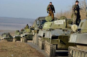 Лысенко: НВФ держат на линии столкновения тяжелое вооружение