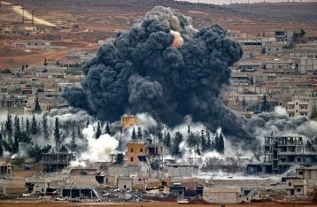 РФ направила в Сирию боевую авиацию