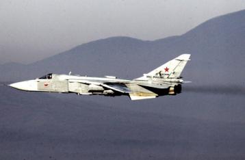 Россия подтвердила начало бомбардировок в Сирии